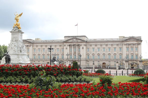 Buckingham Palace was closed during lockdown