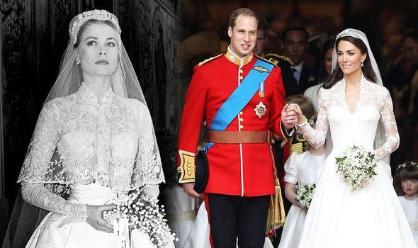 Grace Kelly: Kate Middleton princess monaco