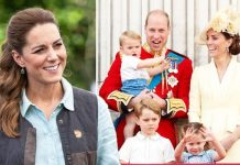 Kate Middleton: Prince William George Charlotte