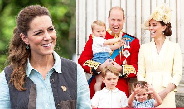 Kate Middleton: Prince William George Charlotte