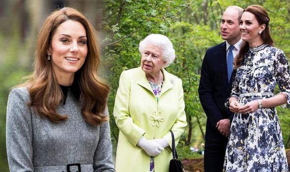 Kate Middleton: Prince William Queen