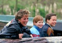 Kate Middleton children: Princess Diana, Prince Harry and Prince William