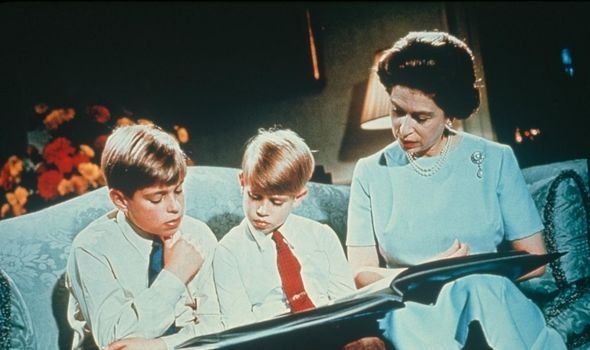 Kate Middleton children: Prince Andrew, Prince Edward and the Queen