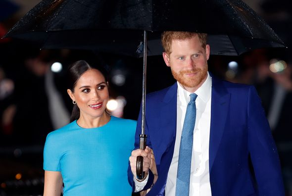 Meghan Markle and Prince Harry news