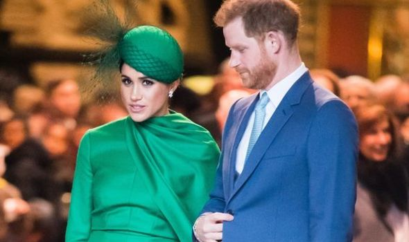 Meghan Markle and Prince Harry update