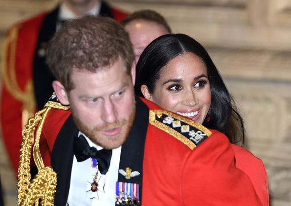 Meghan Markle and Prince Harry update uk funding