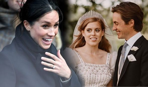 Princess Beatrice Engagement And Wedding Ring Valued Worth More