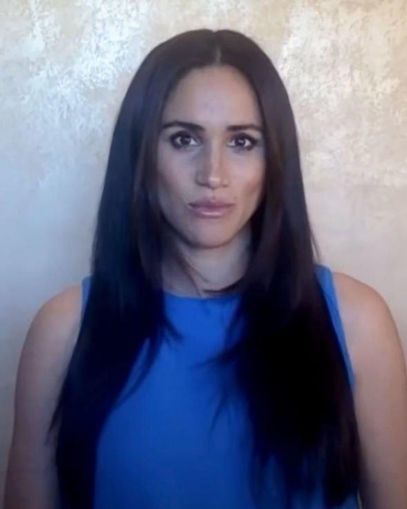 Meghan Markle new hair