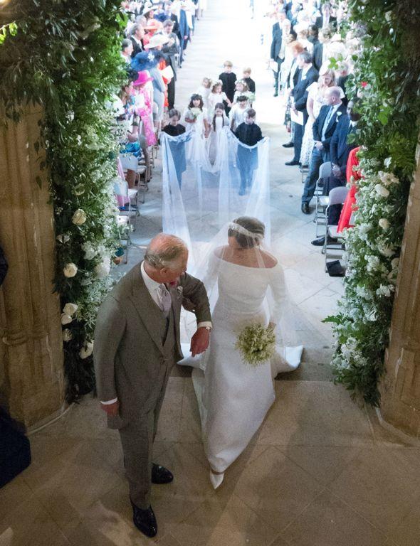 Meghan Markle news prince charles royal wedding latest
