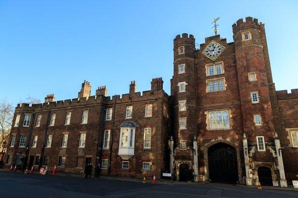 Princess Beatrice: St James' Palace