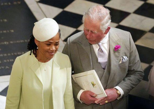 Prince Charles heartbreak: Prince Charles and Doria Ragland