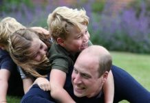 Royal heartbreak: Prince George and siblings