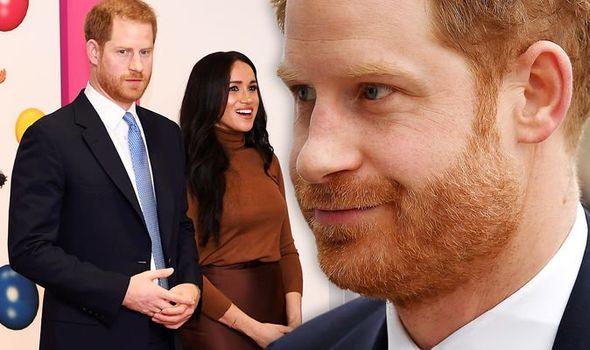 Prince Harry Meghan Markle news royal latest