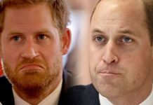 Prince Harry admitted he 'couldn't wait to see William SUFFER more'