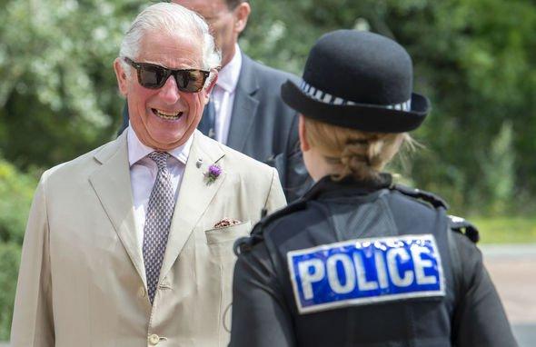Prince Harry regret: Charles