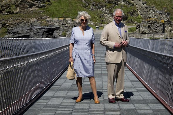 Prince Harry regret: Charles and Camilla