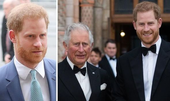 Prince Harry regret: Royals