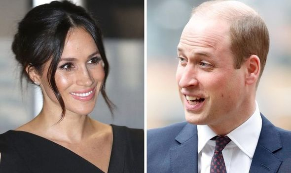 Prince William reaction