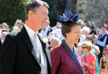 Princess Anne marriage first second royal wedding Timothy Laurence