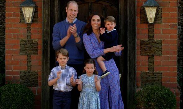Princess Anne title snub: Cambridge family