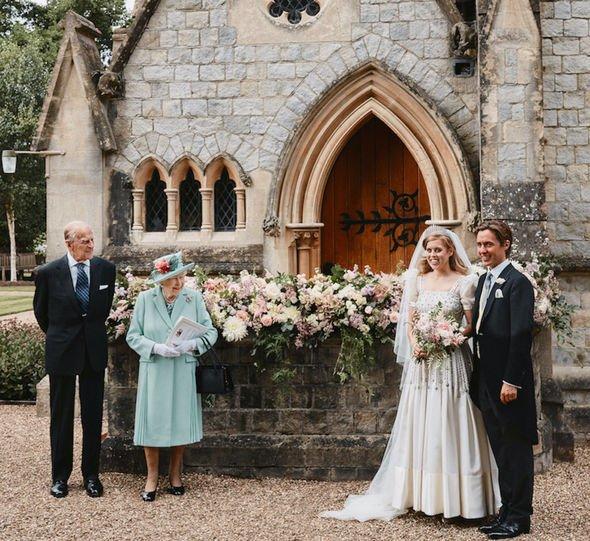 Princess Beatrice: Princess Beatrice wedding