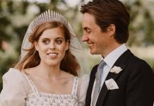 Princess Beatrice birthday wedding Edoardo Mapelli Mozzi Royal Family