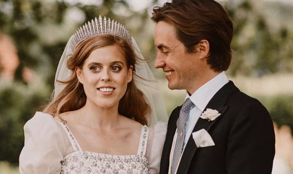 Princess Beatrice birthday wedding Edoardo Mapelli Mozzi Royal Family