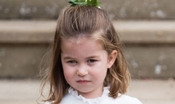 Princess Charlotte latest: The little royal goes by the name of Charlotte Cambridge while in school