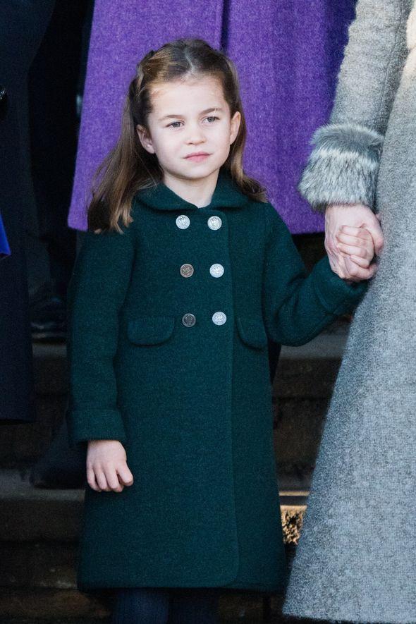Princess Charlotte snub: Princess Charlottw