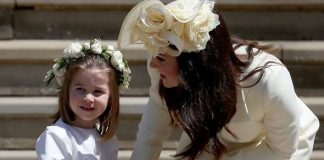 Princess Charlotte title: Kate Middleton