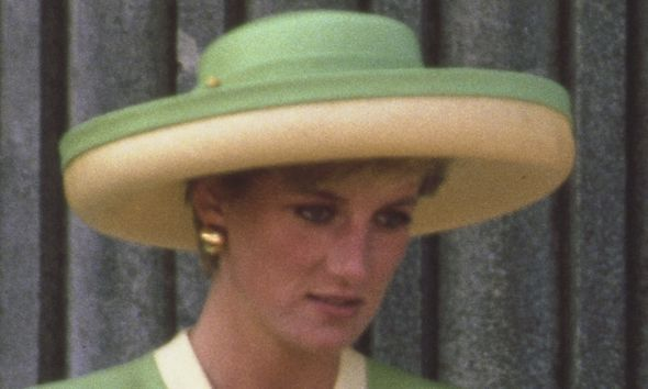Princess Diana news: During her November 1995 interview with BBC1's Panorama, Diana was asked by journalist Martin Bashir who she thinks should take t