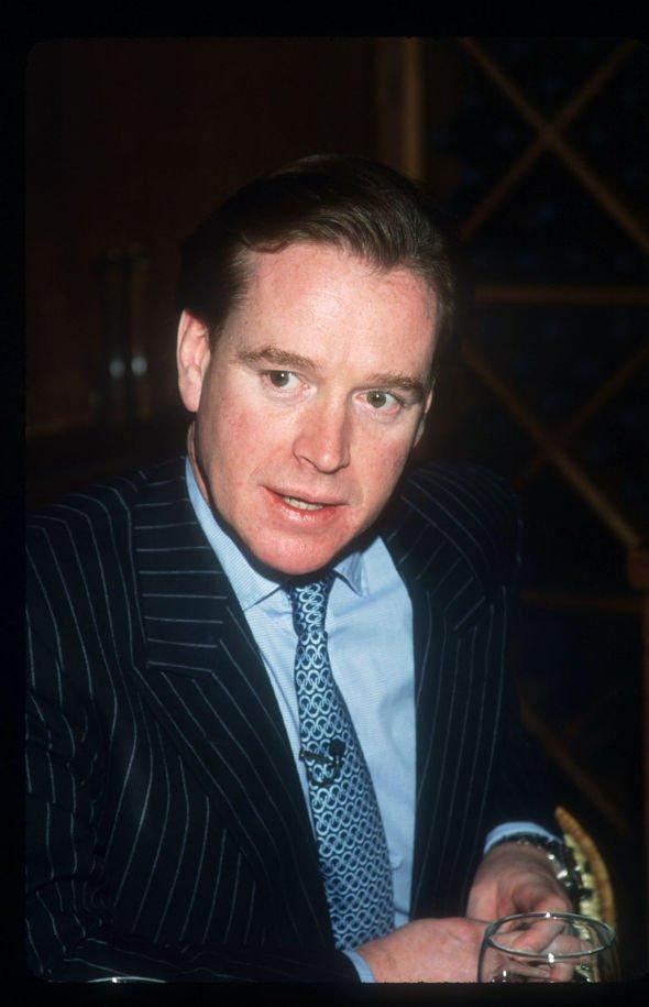 Princess Diana news: James Hewitt