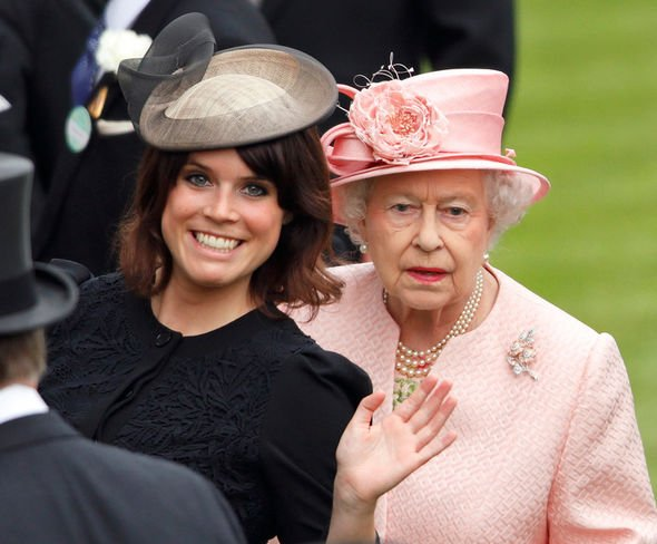 Princess Eugenie Queen Elizabeth II Ascot