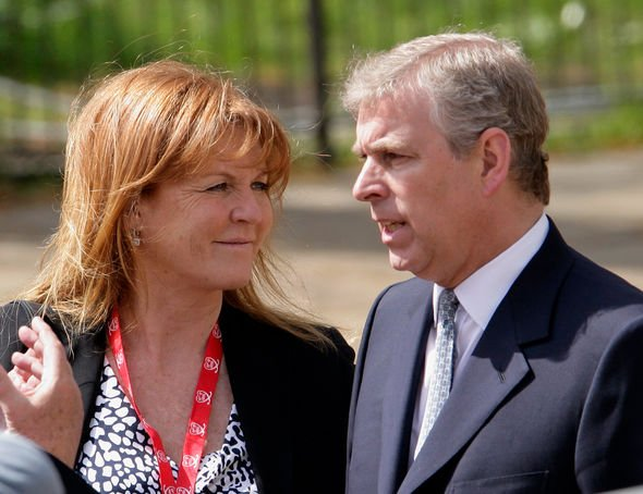 Princess Eugenie parents Sarah Ferguson Prince Andrew