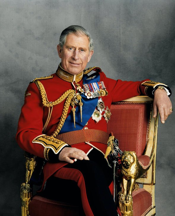 Queen abdication: Prince Charles