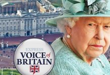 Queen will return to Buckingham Palace say voters