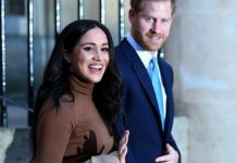 Royal heartbreak: Meghan and Harry