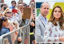Royal news kate middleton prince william wales visit barry island royal family
