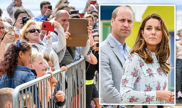 Royal news kate middleton prince william wales visit barry island royal family
