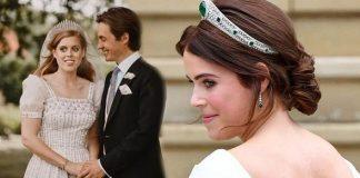 Royal wedding: Beatrice and Eugenie wedding days
