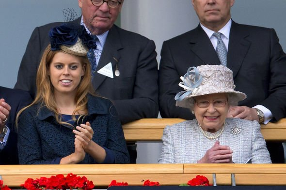 The Queen: Beatrice and the Queen are known to have a good relationship