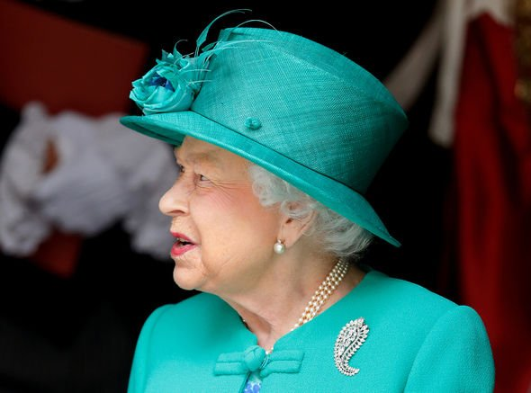 The Queen was made aware of the Meghan and Harry animosity