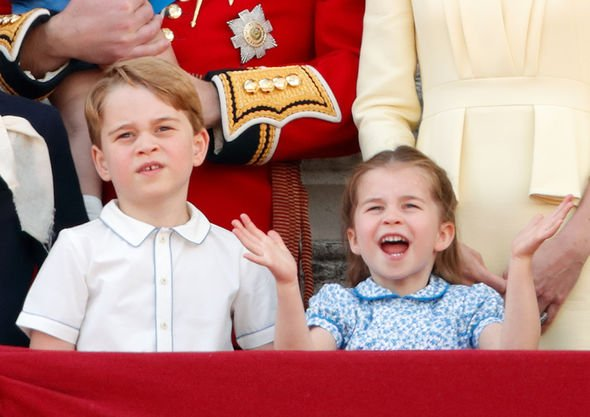 Trooping the colour: The royals attend the annual Trooping the Colour event