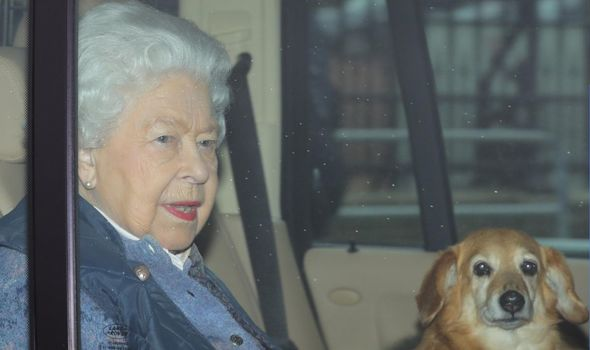 Royal news: Queen Elizabeth left to to travel to Windsor at the beginning of the pandemic