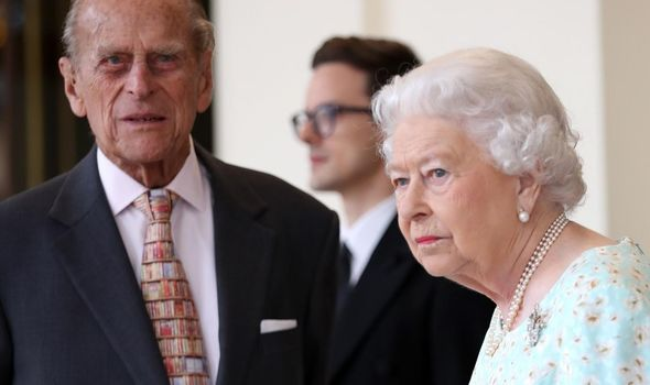 Royal news: The two will remain there until October