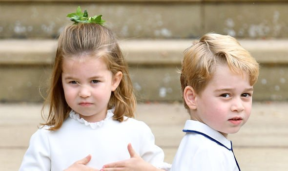 charlotte george princess eugenie