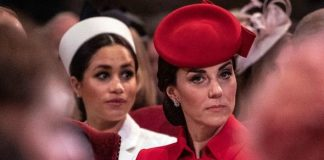 kate middleton meghan markle latest royal family