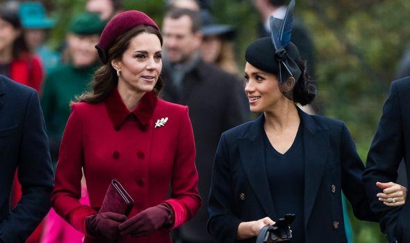 kate middleton meghan markle latest royal family