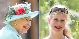 lady louise windsor queen elizabeth ii
