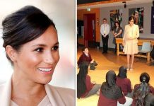 meghan markle national theatre